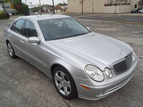 2005 Mercedes-Benz E-Class for sale in Barberton, OH
