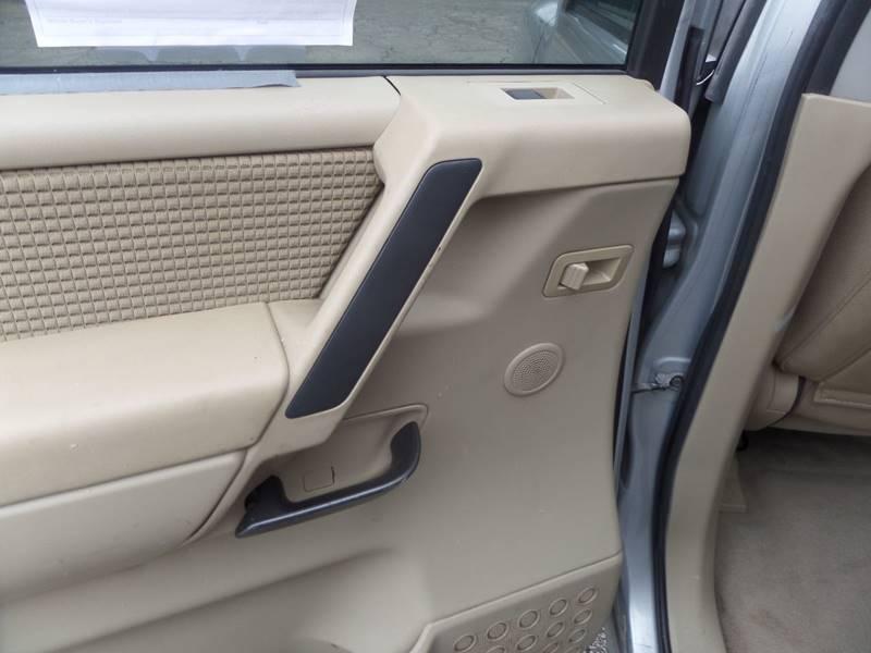 2009 Nissan Titan 4x4 SE Crew Cab Short Bed 4dr - Barberton OH