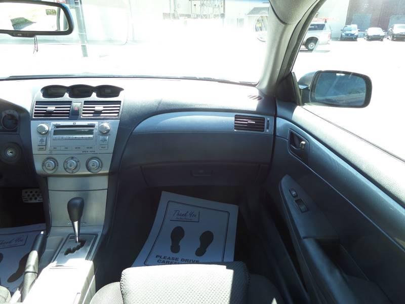 2007 Toyota Camry Solara Sport V6 2dr Coupe - Barberton OH