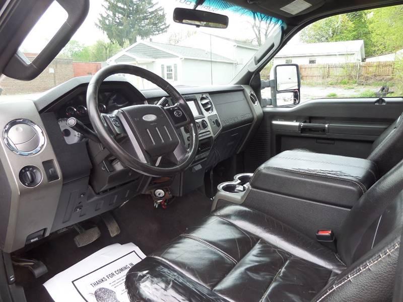 2008 Ford F-250 Super Duty FX4 4dr SuperCab 4WD SB - Barberton OH