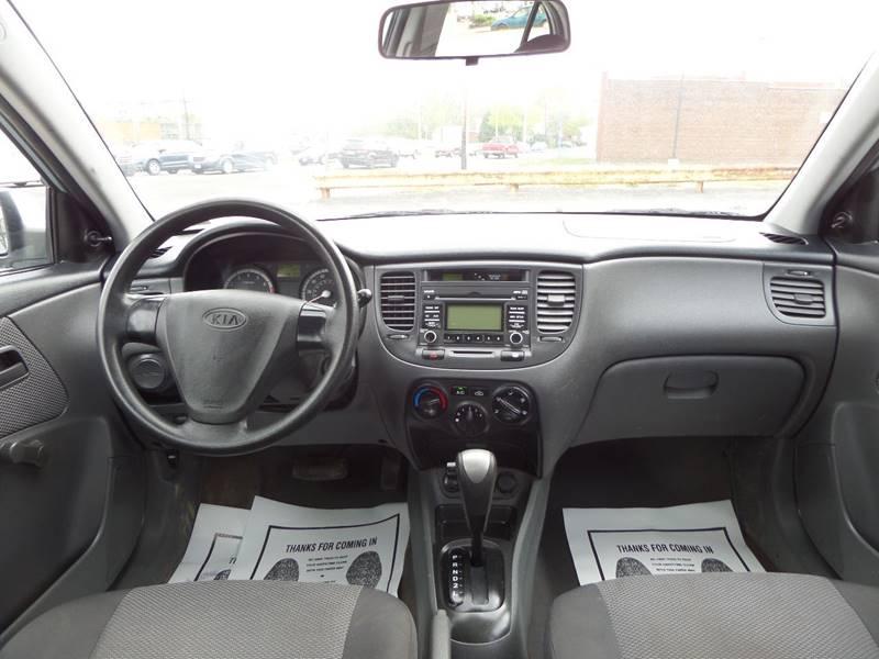 2009 Kia Rio LX 4dr Sedan 4A - Barberton OH