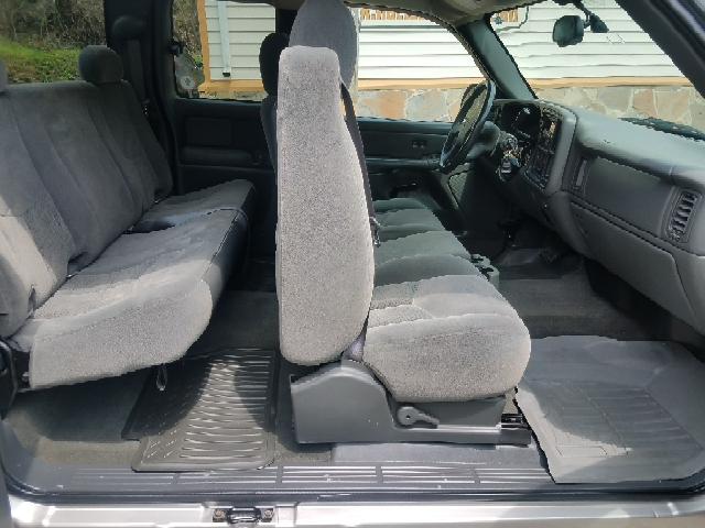 2005 Chevrolet Silverado 1500 LS 4dr Extended Cab 4WD SB - New Alexandria PA
