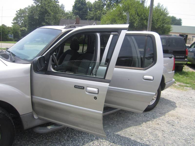 2003 Ford Explorer Sport Trac 4dr XLT Crew Cab SB RWD - Pittsboro NC