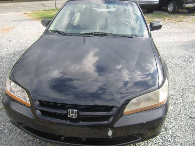 1998 Honda Accord LX 4dr Sedan - Pittsboro NC