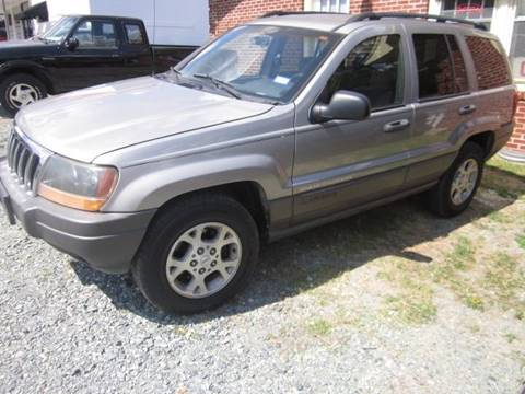 2001 Jeep Grand Cherokee for sale in Pittsboro, NC