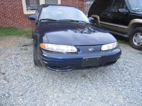 2001 Oldsmobile Alero for sale in Pittsboro, NC