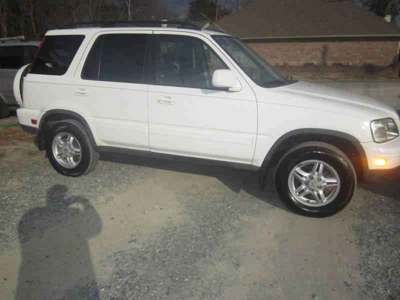 2000 Honda CR-V AWD SE 4dr SUV - Pittsboro NC