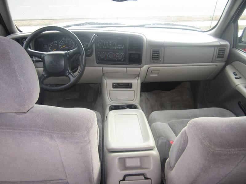 2001 Chevrolet Tahoe LS 4WD 4dr SUV - Pittsboro NC