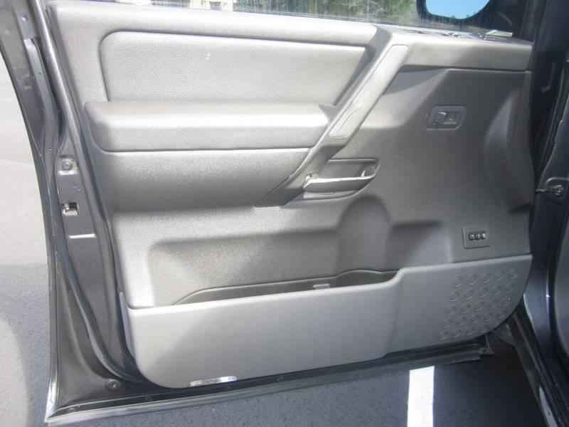 2006 Nissan Titan LE FFV 4dr Crew Cab SB - Pittsboro NC