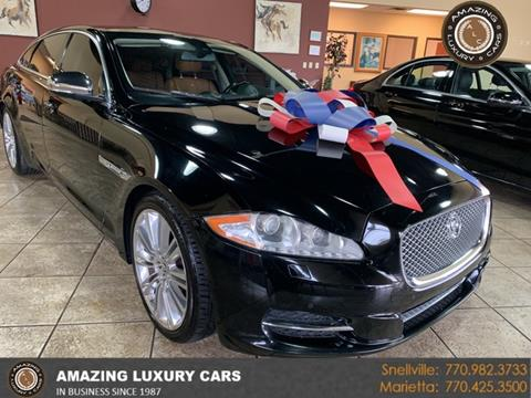Used 2012 Jaguar Xjl For Sale In Baltimore Md