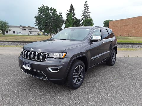 2017 Jeep Grand Cherokee for sale in Litchfield, MN