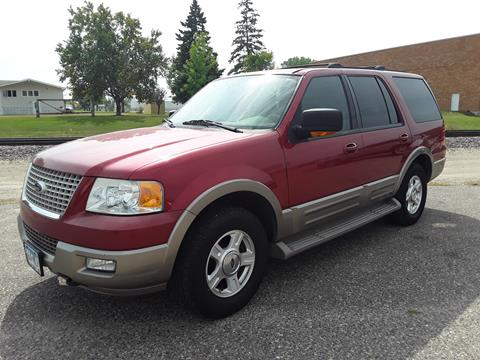 2004 Ford Expedition for sale in Litchfield, MN
