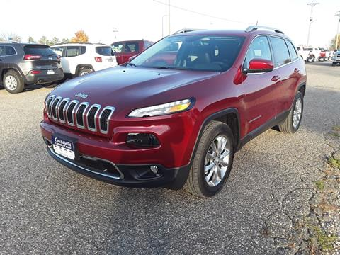 2017 Jeep Cherokee for sale in Litchfield, MN
