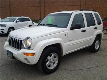 2004 Jeep Liberty for sale in Litchfield, MN