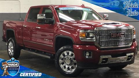 2018 GMC Sierra 2500HD for sale in Frederick, MD