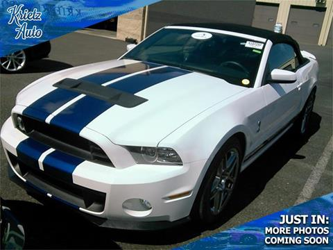 Summit Auto Fond Du Lac >> Used 2014 Ford Shelby GT500 For Sale in Georgia ...