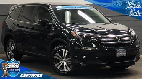 2016 Honda Pilot for sale in Frederick, MD