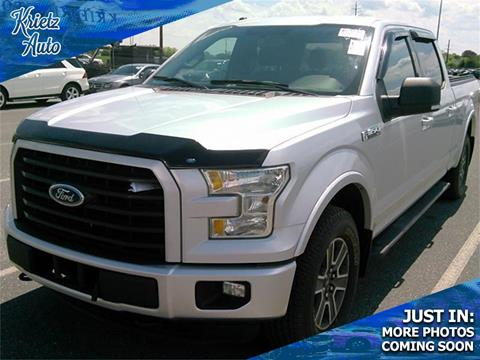 2015 Ford F-150 for sale in Frederick, MD