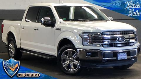 Used Trucks For Sale In Md >> 2018 Ford F 150 For Sale In Frederick Md