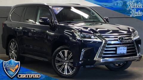 Krietz Auto Sales >> 2017 Lexus Lx 570 For Sale In Frederick Md