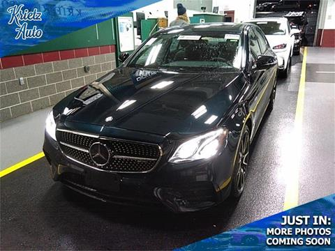 2017 Mercedes-Benz E-Class for sale in Frederick, MD