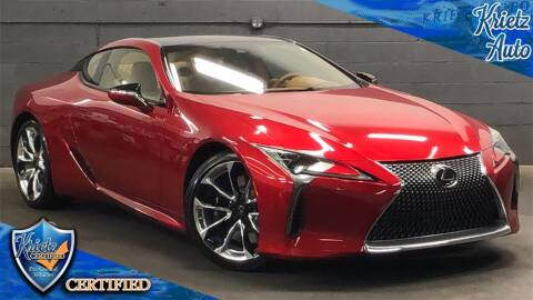 2018 Lexus LC 500 for sale in Frederick, MD