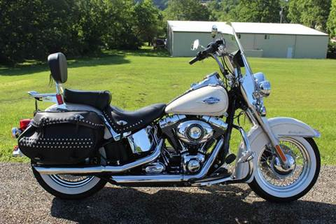 2014 Harley-Davidson Heritage Softail Classic for sale in Irwin, PA
