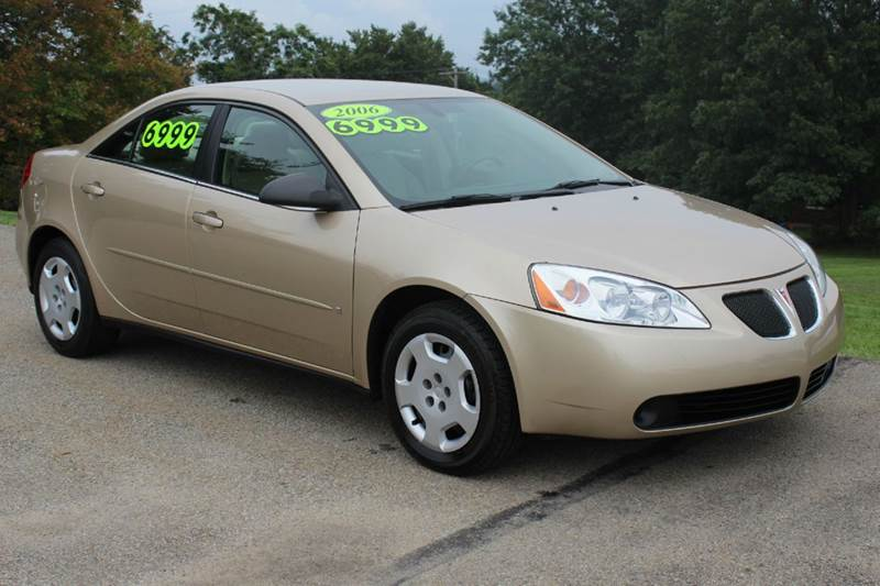 2006 pontiac g6 in irwin pa harrison auto sales. Black Bedroom Furniture Sets. Home Design Ideas