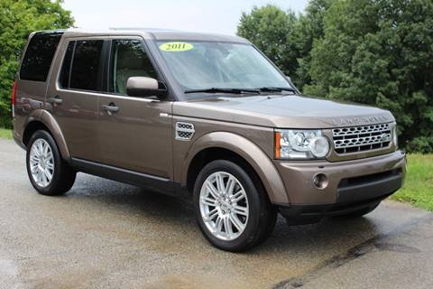 2011 Land Rover LR4 for sale in Irwin, PA