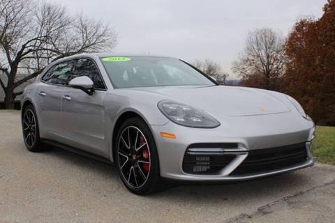 2018 Porsche Panamera for sale in Irwin, PA