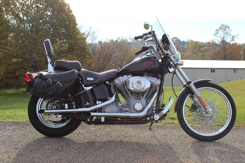 2004 harley davidson fxst softtail standard in irwin pa harrison auto sales. Black Bedroom Furniture Sets. Home Design Ideas