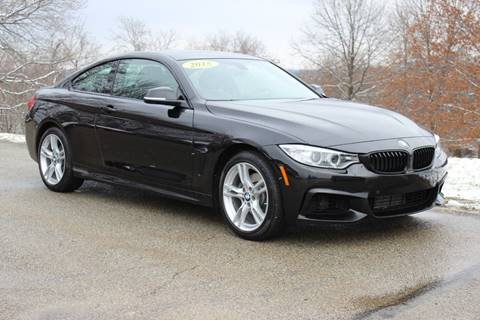 bmw 4 series for sale in irwin pa harrison auto sales. Black Bedroom Furniture Sets. Home Design Ideas
