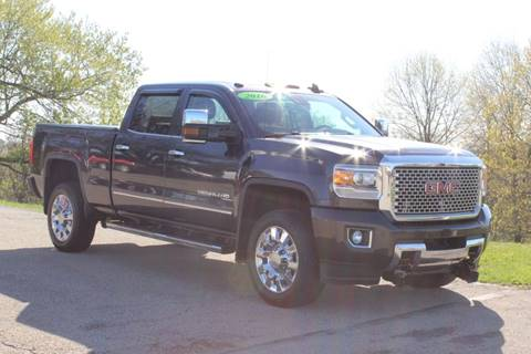 2016 GMC Sierra 2500HD for sale in Irwin, PA