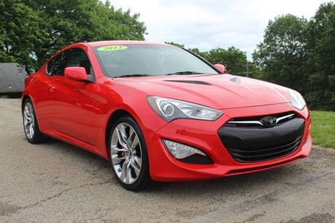 2013 Hyundai Genesis Coupe For Sale >> Hyundai Genesis Coupe For Sale In Irwin Pa Harrison Auto Sales