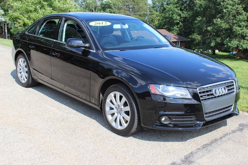 2012 Audi A4 for sale at Harrison Auto Sales in Irwin PA