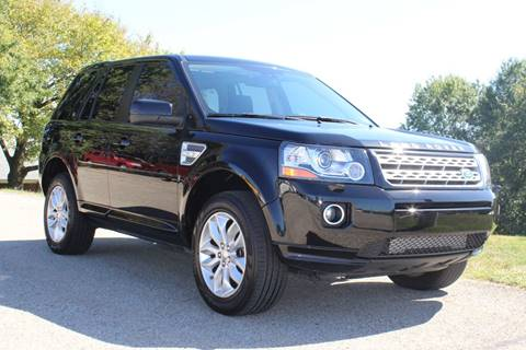 2014 Land Rover LR2 for sale in Irwin, PA
