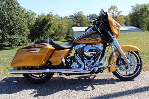 2016 Harley-Davidson Street Glide for sale in Irwin, PA