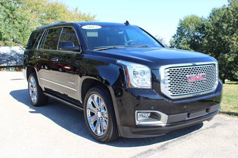 2015 GMC Yukon for sale at Harrison Auto Sales in Irwin PA