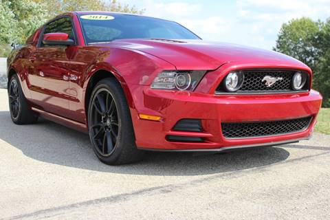 2014 Ford Mustang for sale in Irwin, PA