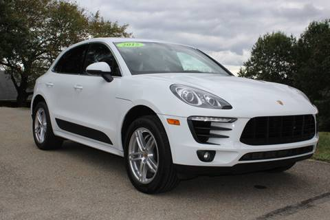 2015 Porsche Macan for sale in Irwin, PA
