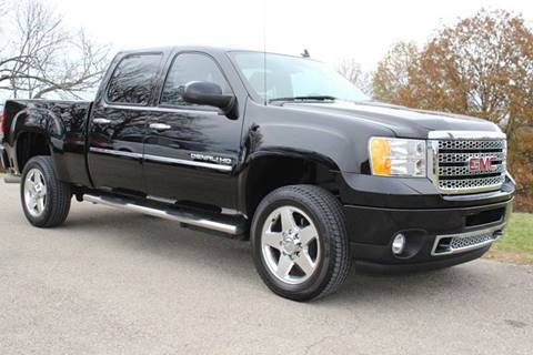 2013 GMC Sierra 2500HD for sale in Irwin, PA