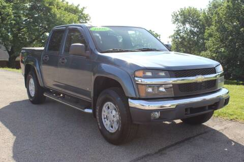 2006 Chevrolet Colorado for sale at Harrison Auto Sales in Irwin PA