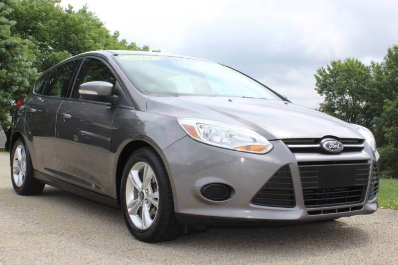 2014 Ford Focus for sale at Harrison Auto Sales in Irwin PA