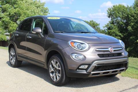 2016 FIAT 500X for sale at Harrison Auto Sales in Irwin PA