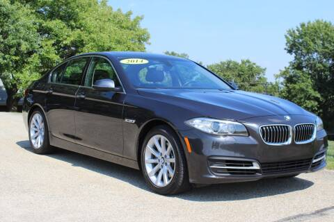 2014 BMW 5 Series for sale at Harrison Auto Sales in Irwin PA