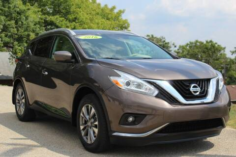 2016 Nissan Murano for sale at Harrison Auto Sales in Irwin PA