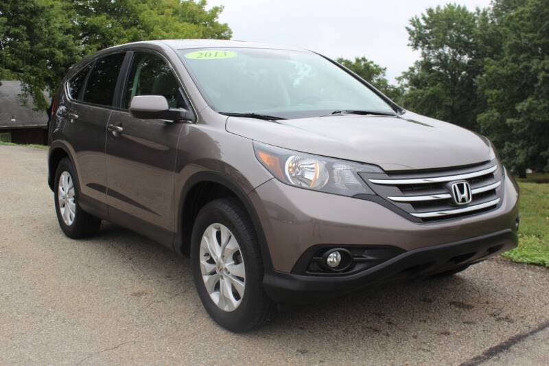 2013 Honda CR-V for sale at Harrison Auto Sales in Irwin PA