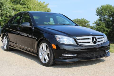 2011 Mercedes-Benz C-Class for sale at Harrison Auto Sales in Irwin PA
