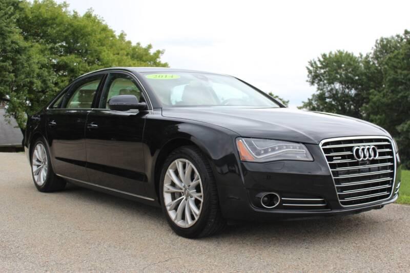 2014 Audi A8 L for sale at Harrison Auto Sales in Irwin PA
