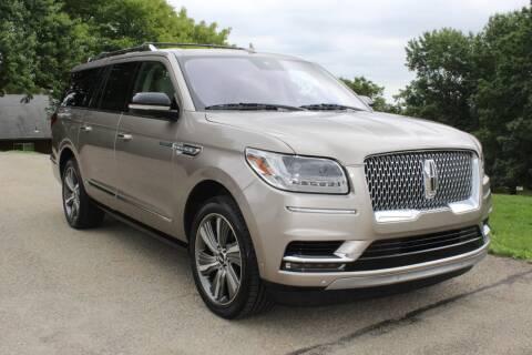 2019 Lincoln Navigator L for sale at Harrison Auto Sales in Irwin PA